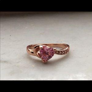 Jewelscent Rose Gold Ring